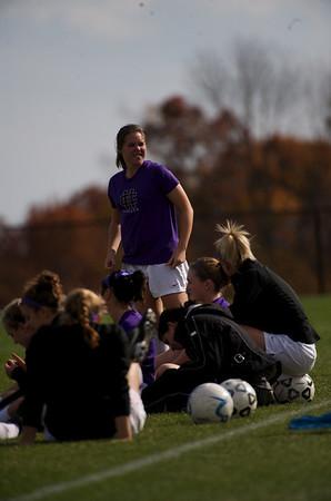 HC Women's Soccer v. Lafayette 11-1-08