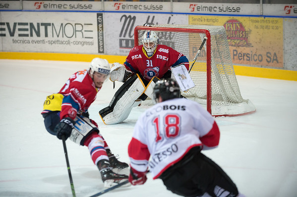Biasca-Red Ice Martigny - 27.11.2016