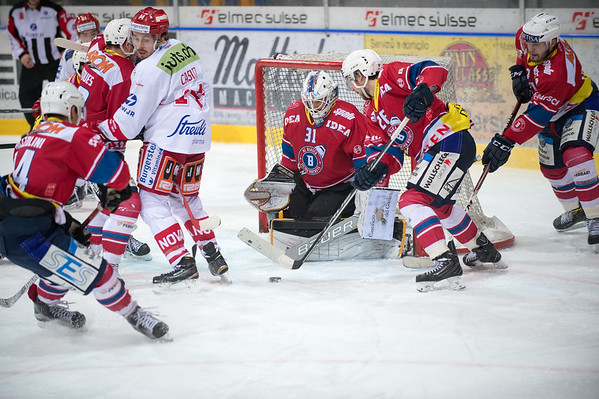Ticino Rockets-SC Rapperswil - 09.12.2016