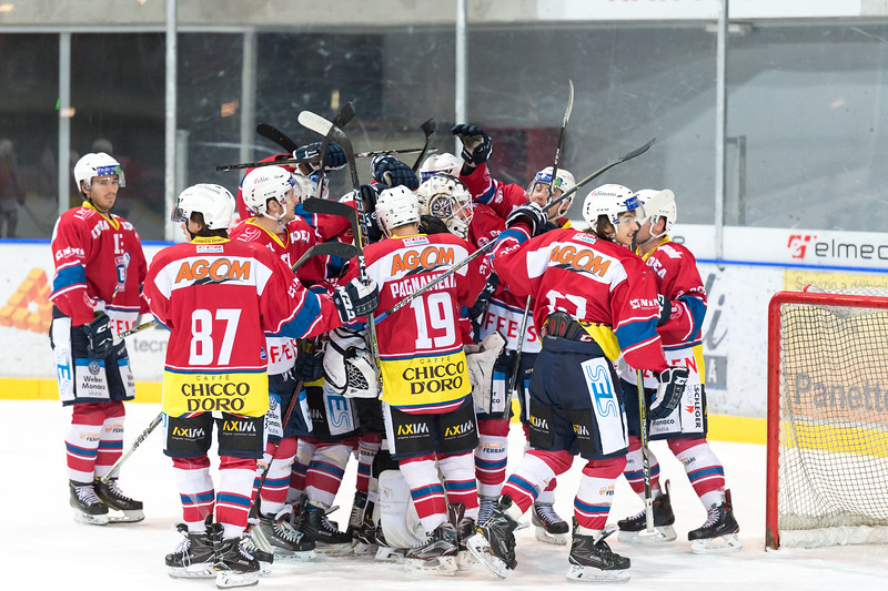 Ticino Rockets-EHC Winterthur - 09.12.2017