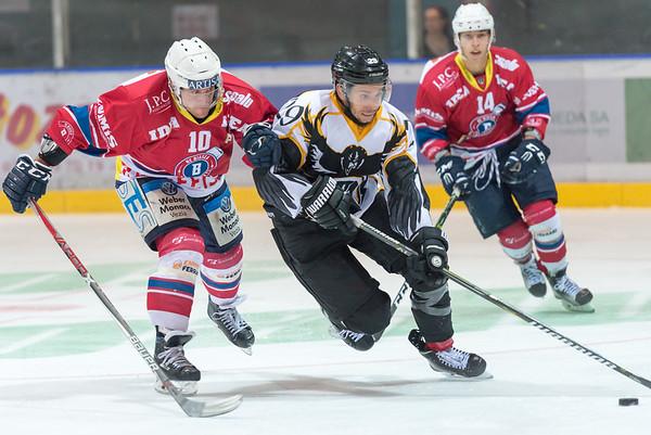 Ticino Rockets-HC Lugano - 08.08.2017