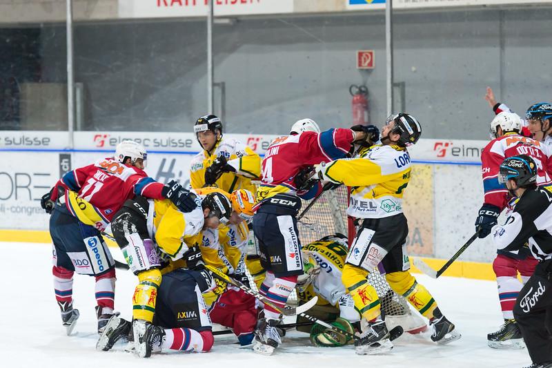 Ticino Rockets-HC Thurgau - 19.11.2017