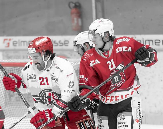 Ticino Rockets-SC Rapperswil-Jona Lakers - 27.10.2017