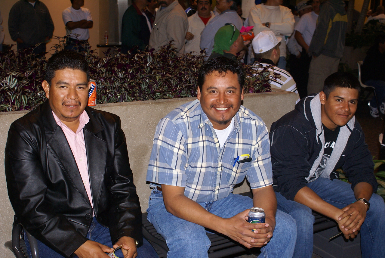 Hispanic Contractors of every age benefited from Construction Safety Training.