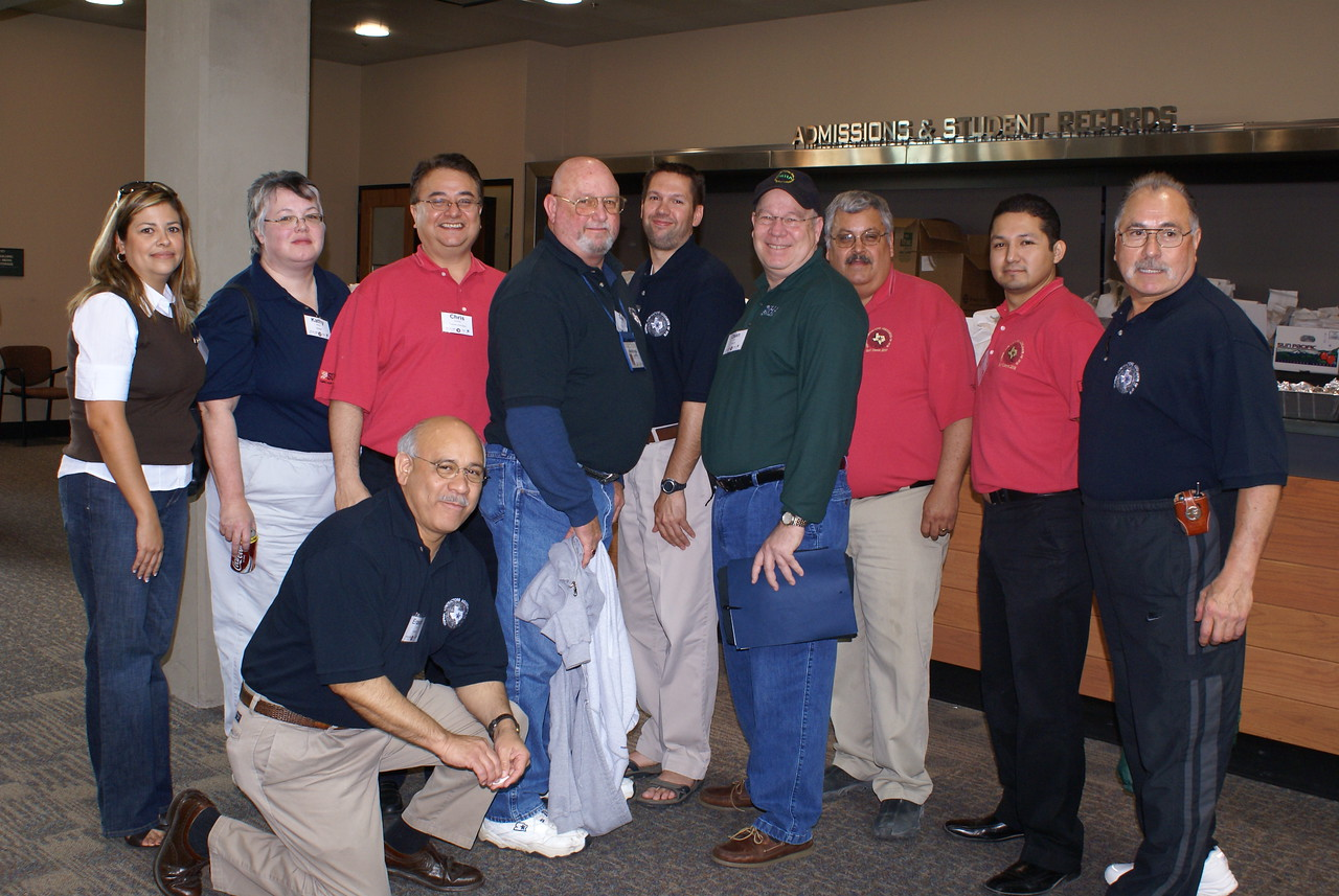 HCADFW Board and Staff with some of the outstanding trainers that made it all happen.