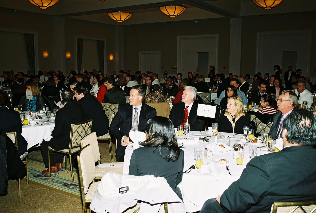 The HCADFW Pillars Breakfast held January 31st at the Belo Mansion