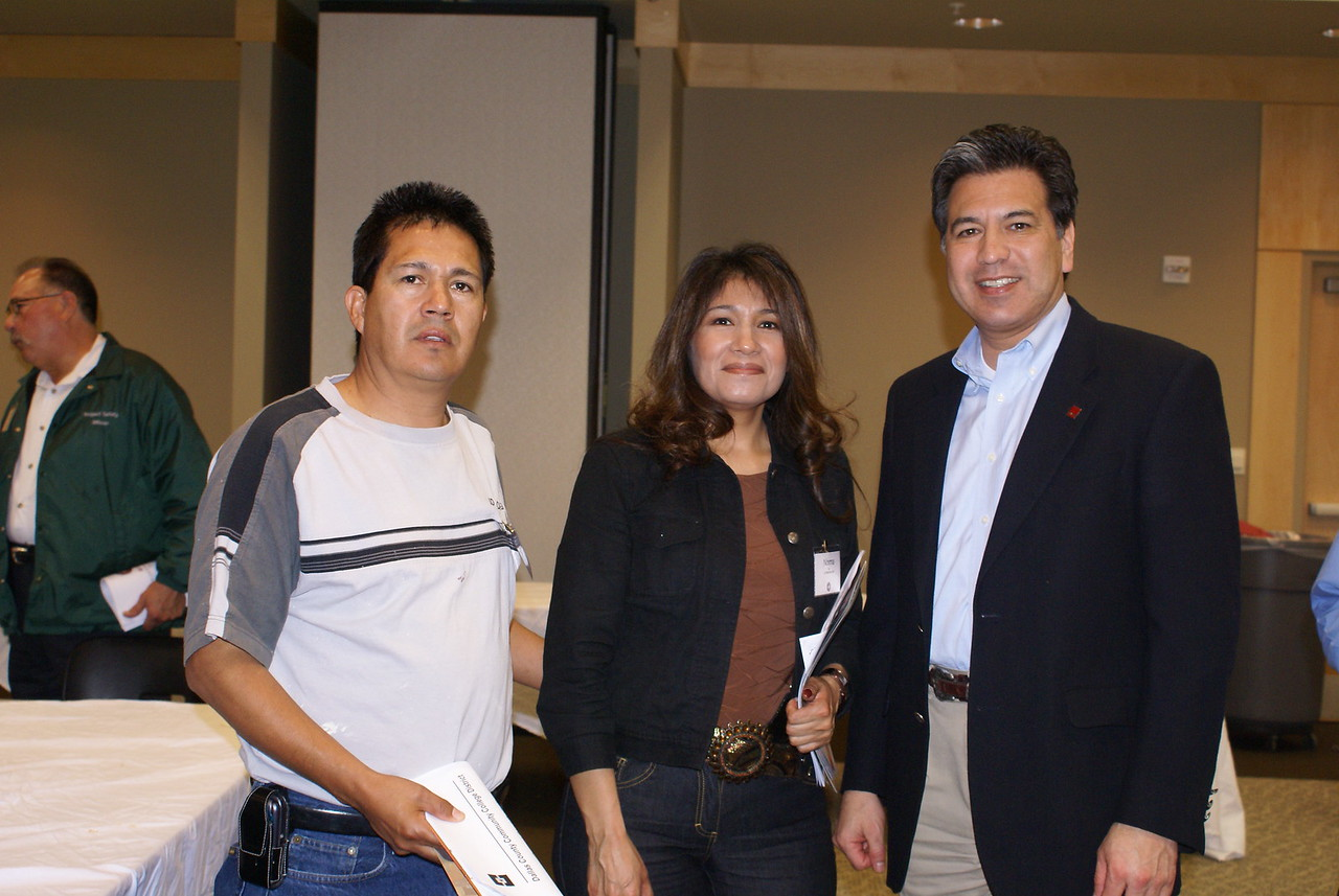 Jorge and Norma Diaz, JD Remolding with Peter Aguirre, Aguirre Building Systems, Inc.