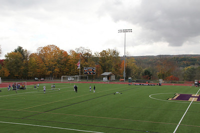 Homecoming 2012 versus Hartwick