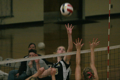 Houghton College Women's Volleyball v Malone College