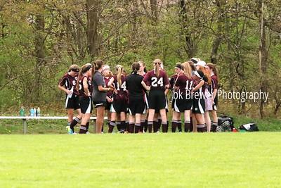 HCHS 8th grade girls soccer