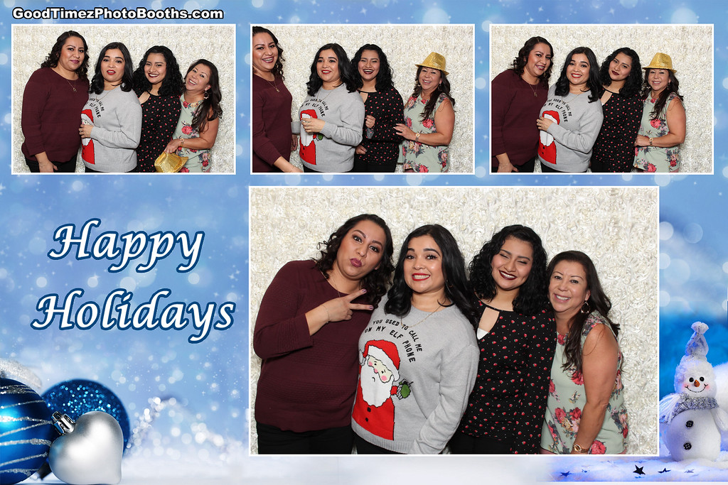 El Monte Holiday Party