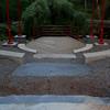 Duck Pond Theatre<br /> ISO 1000   f/22   Shutter 1/13