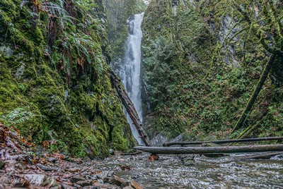 Little Niagara--Goldstream Park-11-11-15