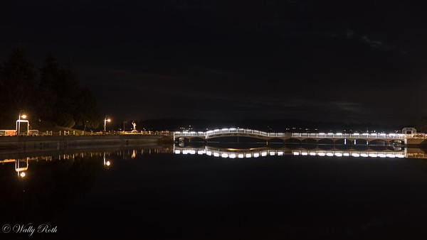 Maffeo Sutton Park walkway and bridge