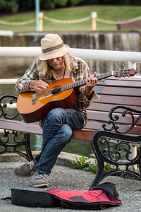 Barry Tucker Street Player