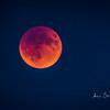 Eclipsing super moon ( Blood moon)  September 27, 2015