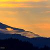 MOUNT BENSON SUNSET