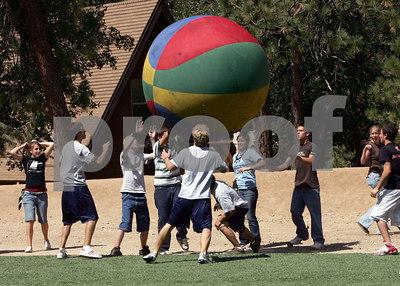 2006 Hesperia Christian High School Retreat, Day 2, Part 2