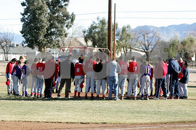 Junior High Baseball