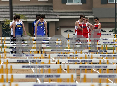 Track And Field, Boys Track Events