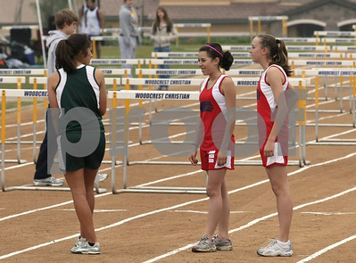Track And Field, Girls Track Events