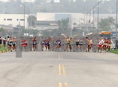 Fastback Shootout, Sophomore Girls , Heat  2, 9/13/08
