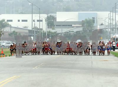 Fastback Shootout, Junior Girls , Heat 2, 9/13/08