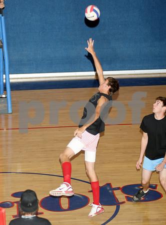 Powder Puff Volleyball