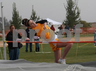 Big Sky Meet Field Events @ Woodcrest, 3/14/09