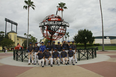 HCYP 14U Raiders Team at ESPN Wild World of Sports  Complex