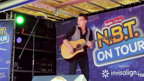"""Radio Disney """"NBT"""" Tour Sponsored by Invisaline Teen. (Seattle) Featuring Coco Jones, Jack Skuller and Elle Winter Client : Gold PR Producer: Outlaw Digital Media"""