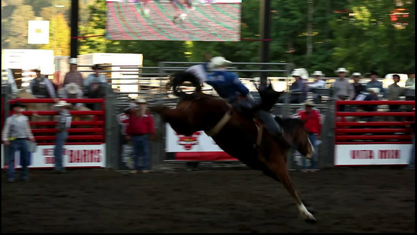 Pro Rodeo Puyallup Fair 2009