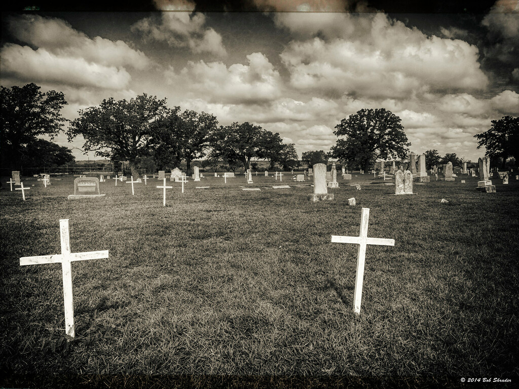 Graves of Unknowns