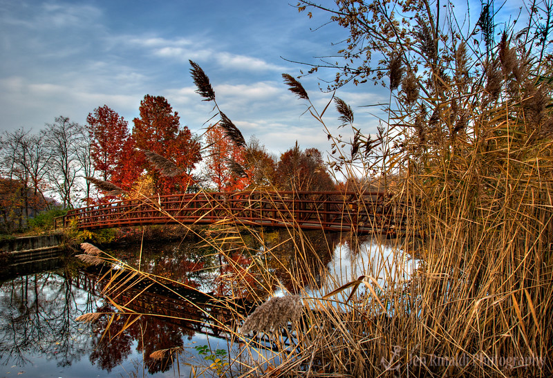 D&R Canal - Millstone Aqueduct - near Princeton, NJ