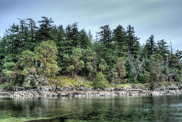 Coast - Vancouver Island BC Canada