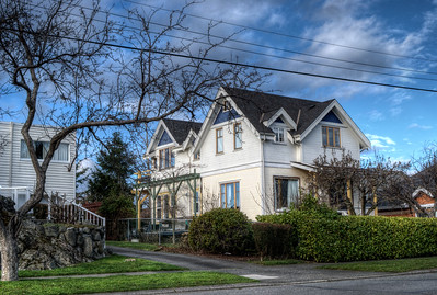 Old Character Home - Victoria, BC, Canada