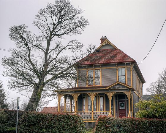 Heritage Style Victorian Home - Victoria BC Canada