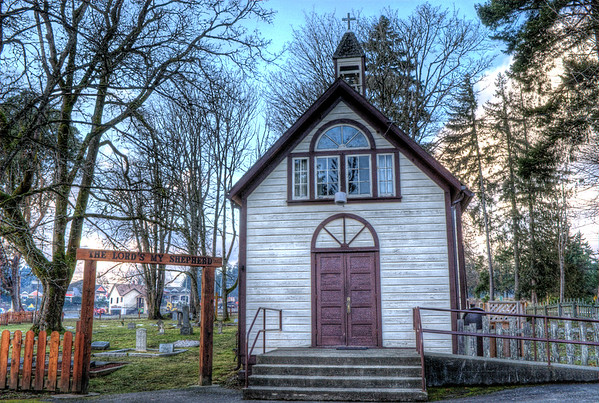 St. Francis Xavier Church - Mill Bay BC Canada