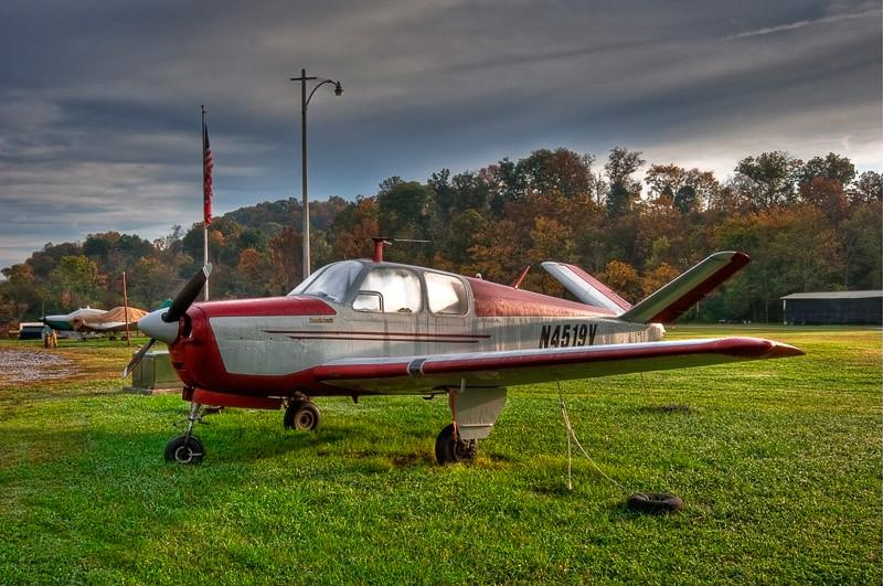 Gene's Beechcraft Bonanza