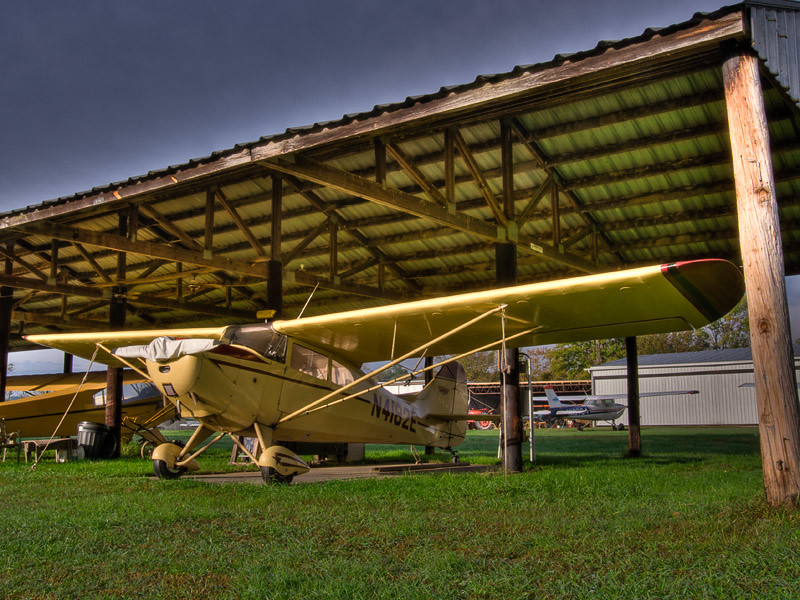 Paul's Aeronca Chief