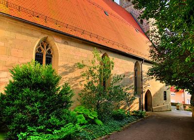 Ev. Kirche, Beutelsbach