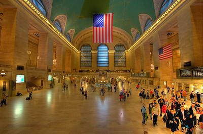 Grand Central Station, New York, NY