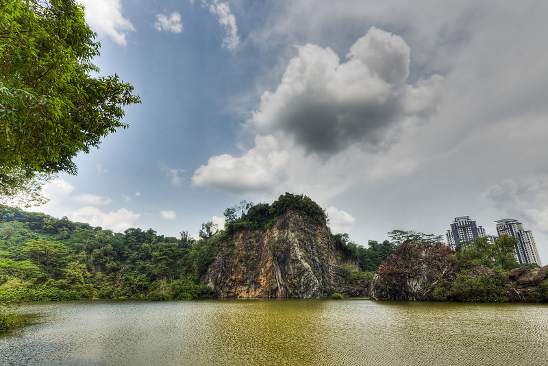 Bukit Batok Town Park Singapore