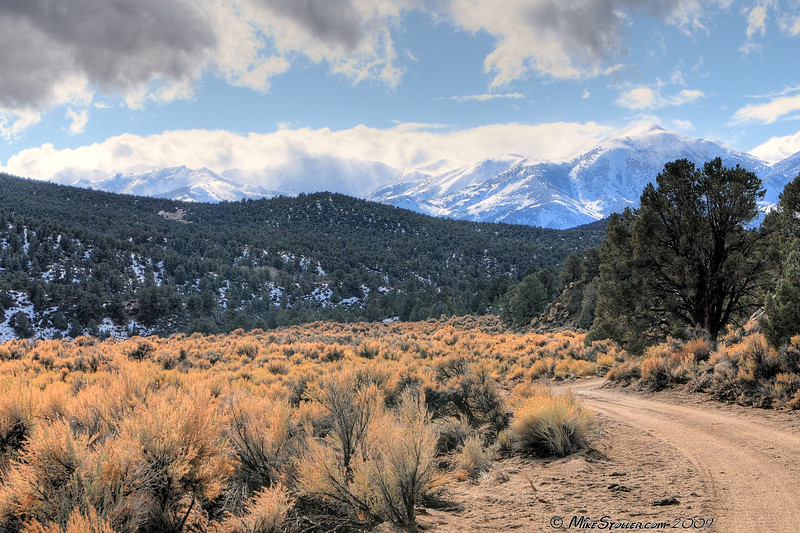 Sweetwater Mountains California