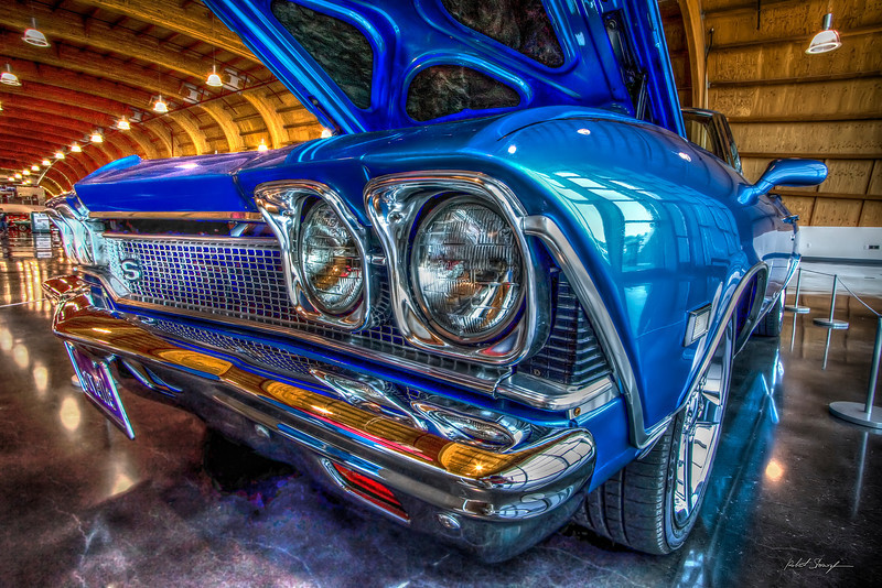 Chevy SS (in HDR)