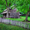 2016 06 30 Cades Cove HDR Houses DSC_8582_3_6_tonemapped