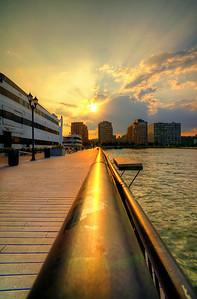 Cornucopia and NY Waterway Pier