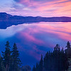 Crater Lake Sunrise - Super HD Panorama (15,966x5322 pixels/300dpi).