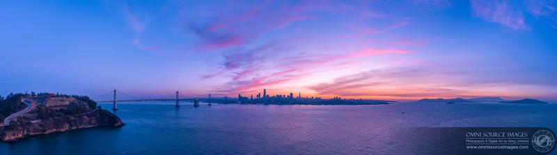 20201101-0001-SF Skyline Aerial Panorama