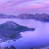 Crater Lake Sunset - Super HDR Panorama (12,821 x 4274 pixels/300dpi)
